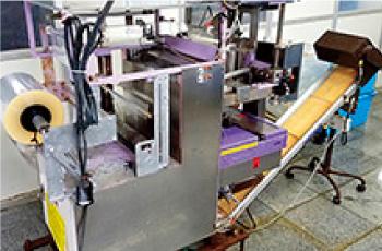 小型三方自動包装機