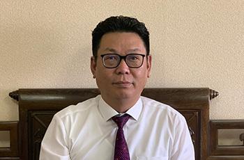 代表取締役社長 劉 勇(りゅう ゆう)